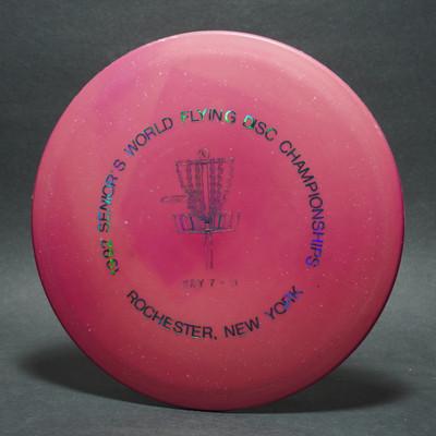 Discraft Golf Disc Shadow(?) 1992 Senior's Worlds Rochester 183G
