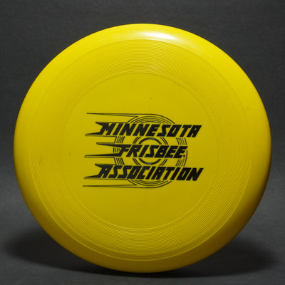 Classic Wham-O 40 Mold Minnesota Frisbee Association