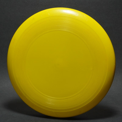 Classic Wham-O 40 Mold Blank Yellow