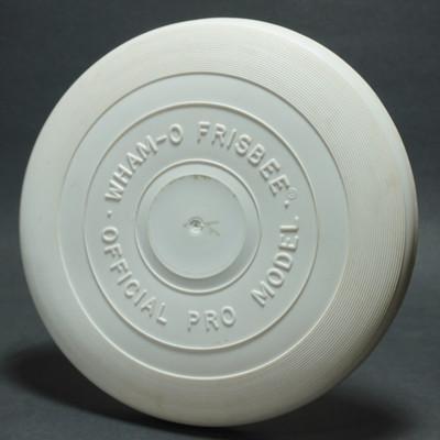 Classic Wham-O Pro Model Raised Letter - Blank Canadian