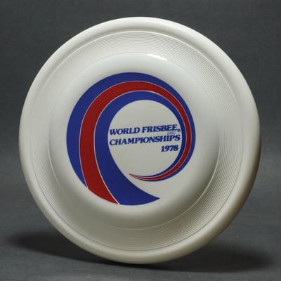 Wham-O Original Fastback Frisbee - '78 World Frisbee Championships