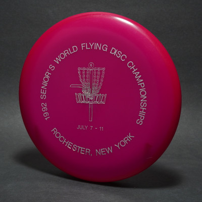 Innova Light Birdie  '92 Seniors World Flying Disc Championships Pink