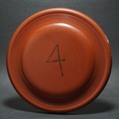 Wham-O Original Fastback Frisbee - Blank Brown FB6