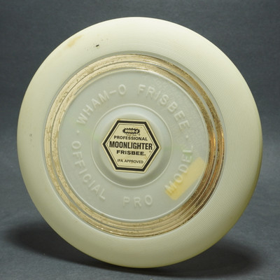 Classic Wham-O Pro Model Moonlighter - Hex Label Mold 15