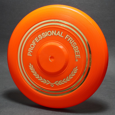 Classic Wham-O Pro Model Mold 14 Orange No Label