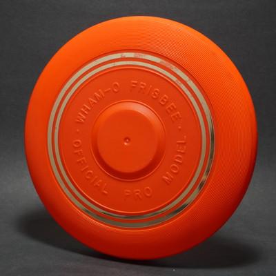 Classic Wham-O Pro Model Raised Letter 15 Mold No Label