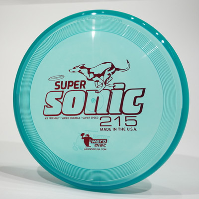Hero Disc Supersonic (Candy) 215mm