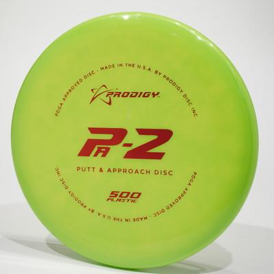 Prodigy 500 Series PA2