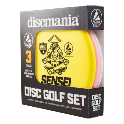 Dismania Active 3 Disc Box Set (Soft)