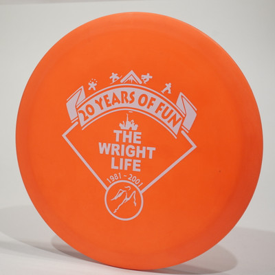 Discraft Wright Life 20th Anniversary Stamp - 3a
