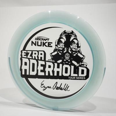 Discraft Nuke (Metallic Z Line) - Aderhold Tour Series