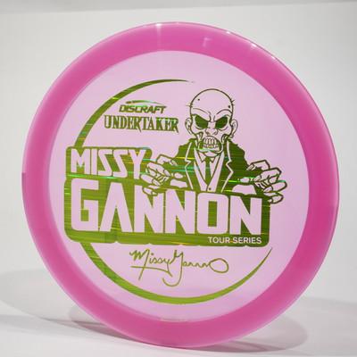 Discraft Undertaker (Metallic Z Line) - Gannon Tour Series