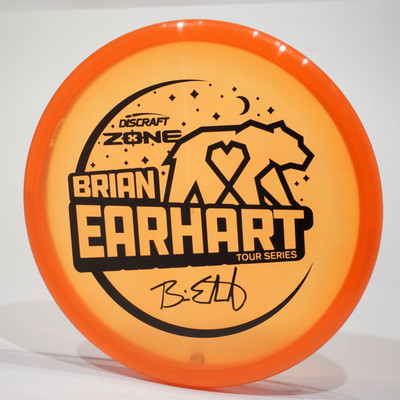 Discraft Zone (Metallic Z Line) - Earhart Tour Series