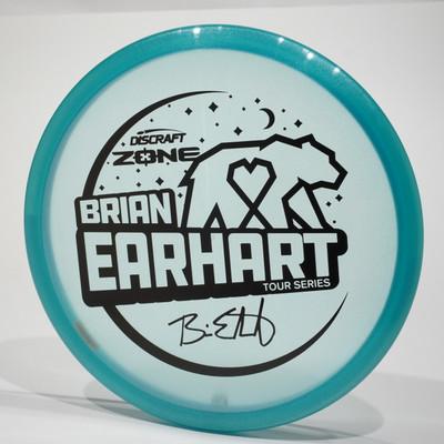 Discraft Zone (Metallic Z Line) - Earhart Tour Series