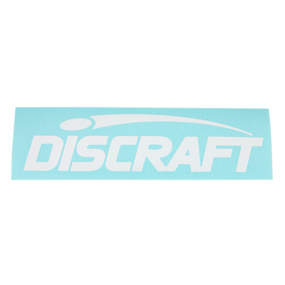 Discraft Vinyl Sticker