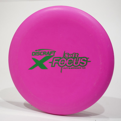 Discraft Focus (X Line Soft) - Used
