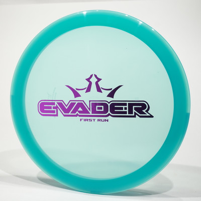 Dynamic Discs Evader (Lucid) First Run
