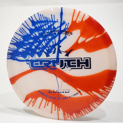 Dynamic Discs Emac Truth (Lucid) - Handeye Design USA Flag