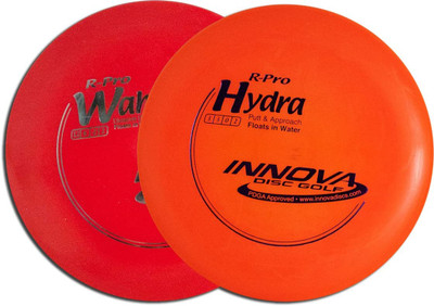 Innova R-Pro Floating Set (Wahoo & Hydra) 2 Pack Floats on Water