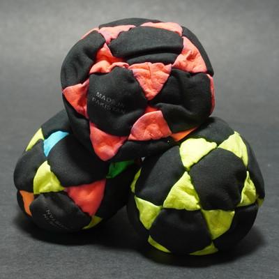Hero Footbag - Neon Sand-Filled Hacky Sack
