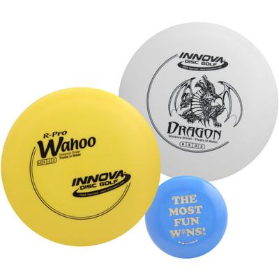 Innova Floating Drivers Set (Dragon & Wahoo) + Mini Marker Disc