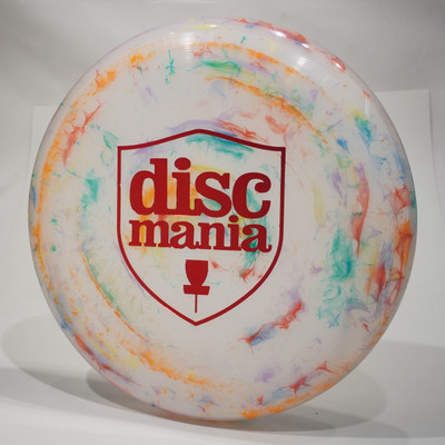 Wham-O Reflyer Recycled Frisbee - Discmania Shield Stamp