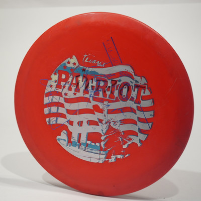 Legacy Patriot (Icon) - Test Disc Used