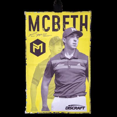 Discraft Microfiber Towel - Paul McBeth