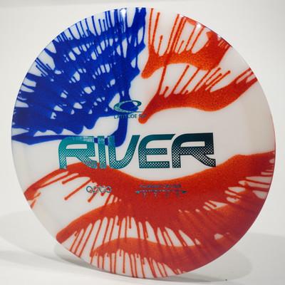 Latitude 64 River (Opto) Flag Dye