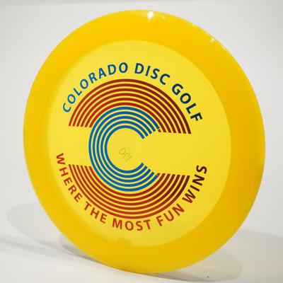 Innova Daedalus (Champion) - Colorado Stamp
