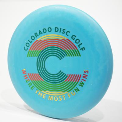 Innova Classic Aviar (Glow DX) - Colorado Disc Golf Stamp