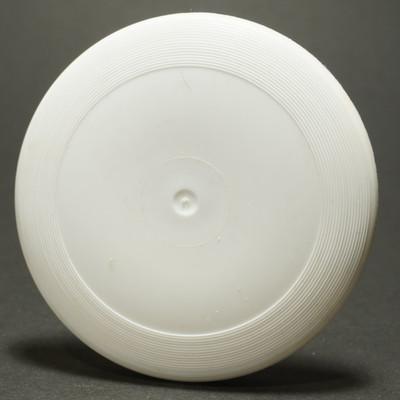 Wham-O Mini Frisbee 3rd Period Style - White Blanks