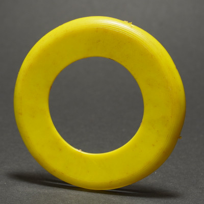 Mini ring - Unknown Manufacturer - Yellow