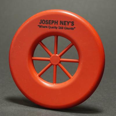 Wagon Wheel Mini ring Joseph Ney's - Unknown Manufacturer - Red