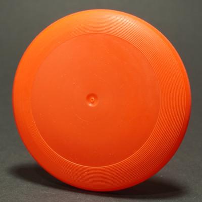 Wham-O Mini Frisbee 3rd Period Style - Orange Blanks