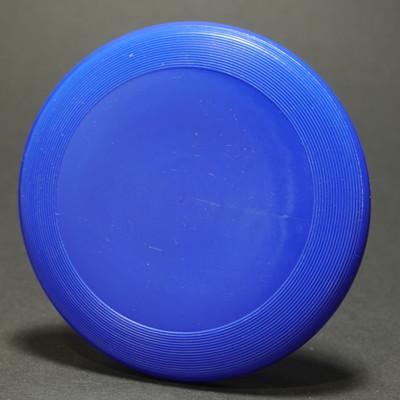 Licensed Wham-O Mini Frisbee  - Blue Blank