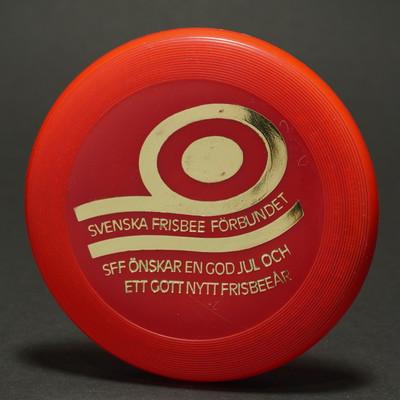 Licensed Wham-O  Mini Disc Premiums Denmark - Svenska Frisbee
