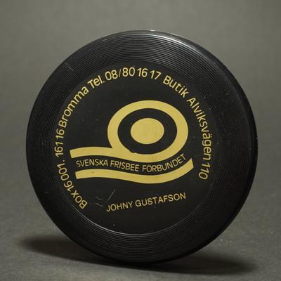 Licensed Wham-O  Mini Disc Premiums Denmark - Svenska Gustafson