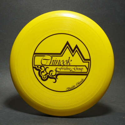 Chinook Frisbee Group Wham-O 40 Mold  - Boulder Frisbee Club