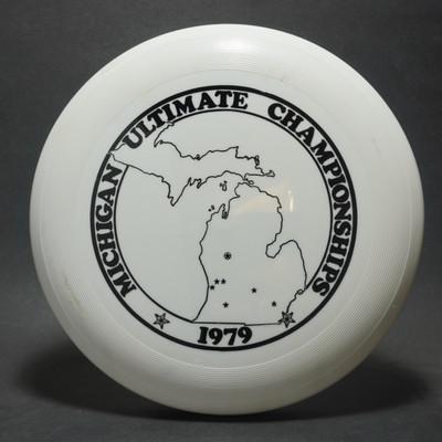 Wham-O 80 Mold - '79 Michigan Ultimate Championships