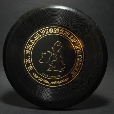 Wham-O Made in England - UK Championship Frisbee