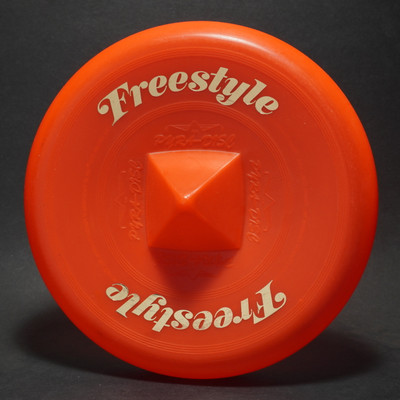 Positive Pyramids Para-Disc Freestyle - Red
