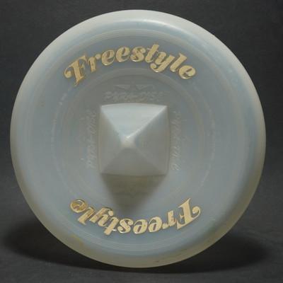 Positive Pyramids Para-Disc Freestyle - White