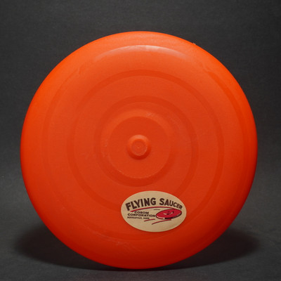 Flying Saucer - Red