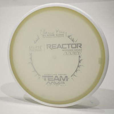 MVP Reactor (Glow Eclipse) Elaine King Signature Series