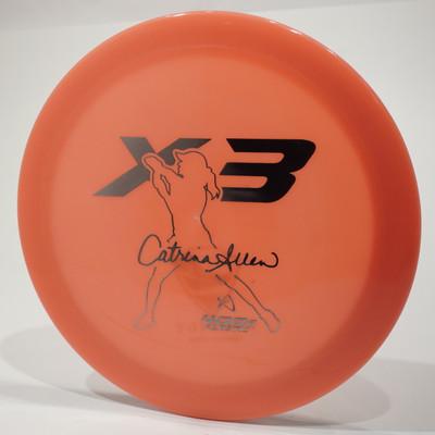 Prodigy X3 (500 Plastic) - Catrina Allen Signature Series