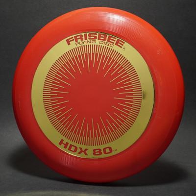 Wham-O HDX 80 Mold 165 gram - Red