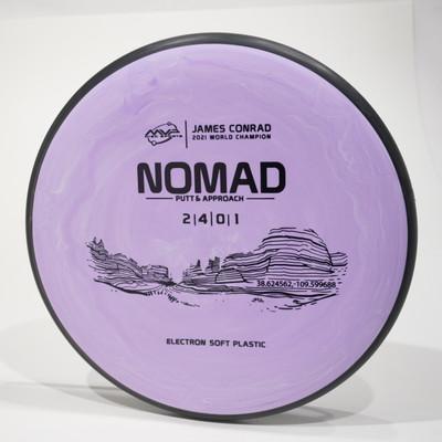 MVP Nomad (Electron Soft) James Conrad