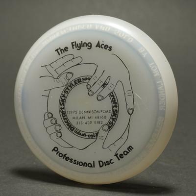The Flying Aces Professional Disc Team Mini - Mini Sport Flyer