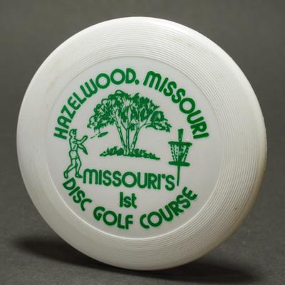 Original Wham-O Mini Hazelwood Missouri 1st Disc Golf Course